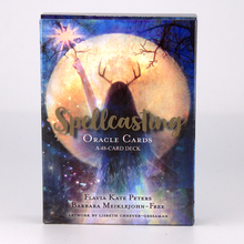 Harness Oracle-Cards:A-48-Card-Deck Spellcasting Guidebook-Cards Magic-To-Positively