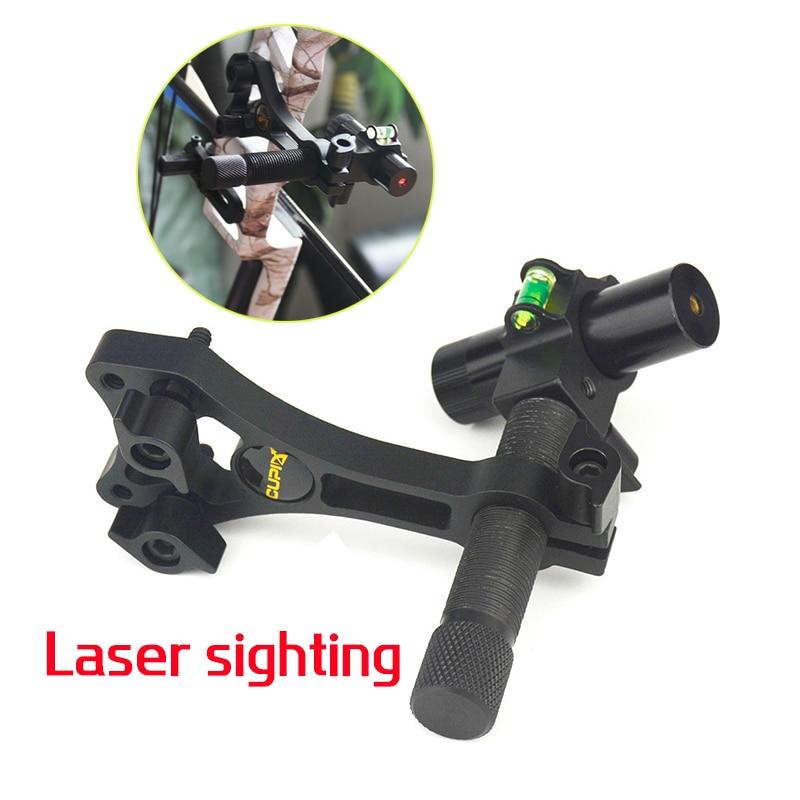 Bow Bore Sight Arrow Laser Broadhead Arrowhead Light Point Archery Hunting Tools