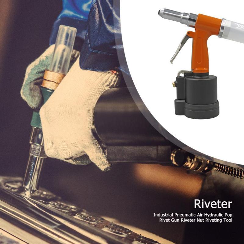 Industrial Pneumatic Air Hydraulic Pop Rivet Gun Riveter Nut Riveting Tool Nut Riveting Tool Rivet Gun Riveting Tool
