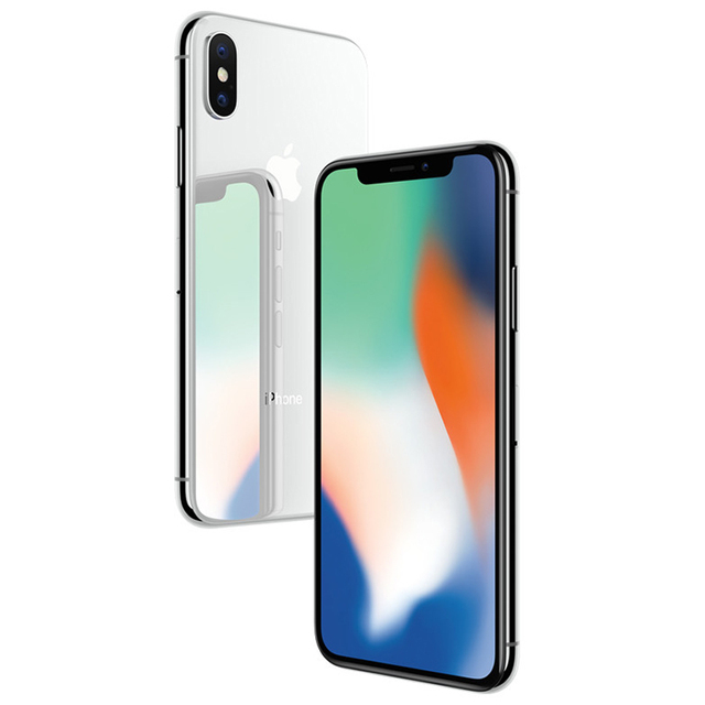 Original Apple iPhone X 64GB 256GB ROM 5.8 5