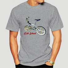 Men tshirt old school bmx Unisex T Shirt(3) Printed T-Shirt tees top-0566D