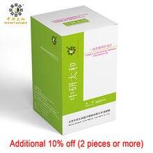 Zhongyan taihe 500 pçs acupuntura agulha com tubo frete grátis todo o tamanho acupuntura descartável estéril beleza massagem agulha