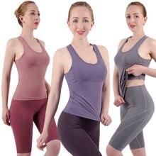 Новый стиль одежда для йоги в европейском и американском стиле