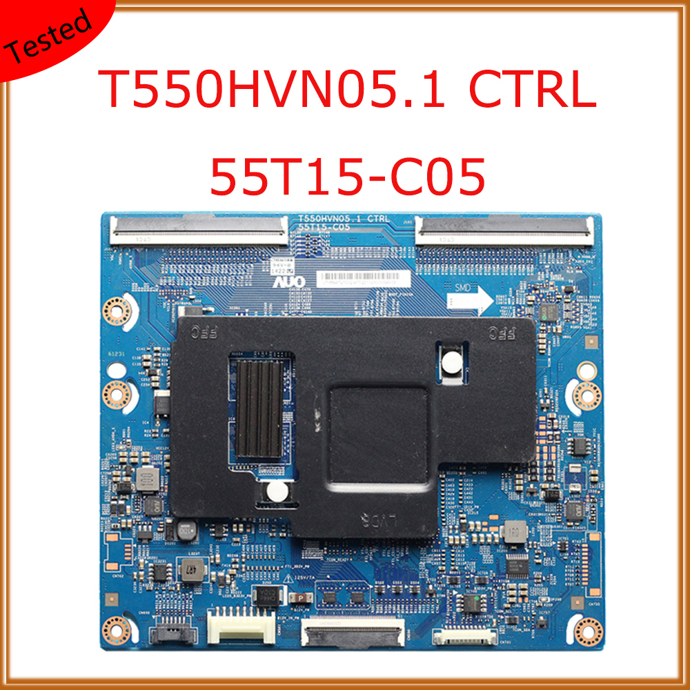 T550hvn05.1 Ctrl 55t15-c05 T Con Board Replacement Board Plate Display Card For Tv Original Logic Board T550hvn05.1 55t15-c05