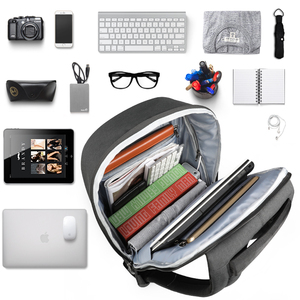 Image 5 - Travel Male Mochila School Backpack with USB Charging Port for Women Men Student Bag Bookbag Fits 15.6 Inch Laptop and Notebook