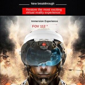 Image 5 - FIIT AR X AR Occhiali Smart Glasses Maggiore 3D VR OCCHIALI Scatola di Cuffie di Realtà Virtuale Casco VR AURICOLARE Per 4.7 6.3 pollici smartphone