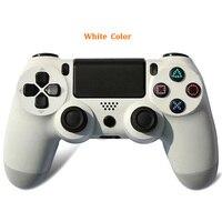ワイヤレスゲームパッドためプレイステーションデュアルショック PS4 4 Bluetooth PS4 ためジョイスティックゲームパッドコントローラ/PS4 プロ Silm PS3 PC ゲーム