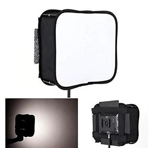 Image 4 - נייד מתקפל Softbox 40x40cm LED אור פנל מפוזר אור חדר עבור Yongnuo YN600 YN900 תאורה משנה עבור סטודיו