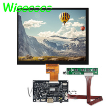 HJ080IA-01E 8 дюймов 1024x768 ЖК-экран 40 контактов Lvds с платой управления для Raspberry Pi 3B 2 1