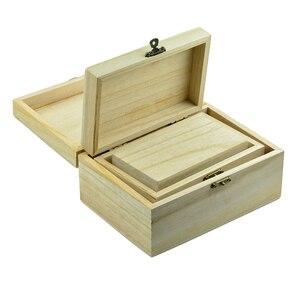 3pcs Wooden Jewelry Gift Stora
