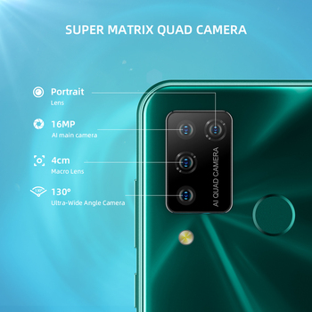 """DOOGEE N20 Pro Quad Camera Mobile Phones Helio P60 Octa Core 6GB RAM 128GB ROM Global Version 6.3"""" FHD+ Android 10 OS Smartphone 3"""