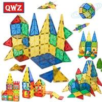 32 ピースブロックタイル磁気パズル子供の幼児のおもちゃハンズオンと磁気吸引磁気建設セット
