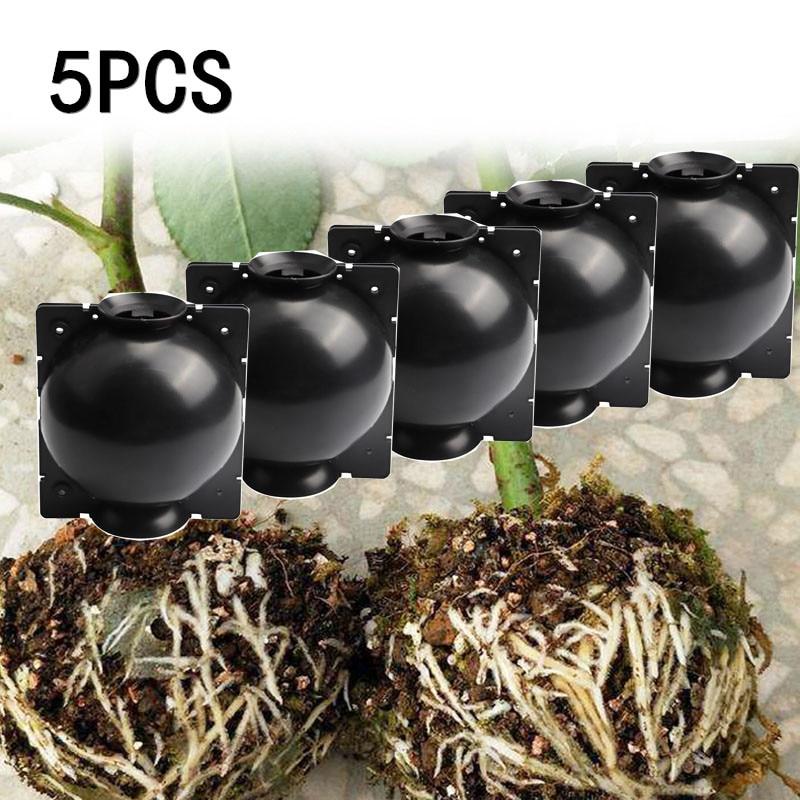 1/5 шт. чехол для выращивания растений с мячом для выращивания растений чехол для выращивания растений под высоким давлением Sapling2020