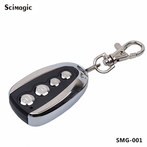 Image 5 - Clone FLO1 FLO2 FLO4 433.92MHz fixed code garage door Remote control key duplicator for gate control 433MHz command