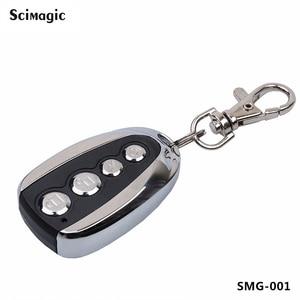 Image 5 - Klon g NICE FLO1 FLO2 FLO4 433.92MHz sabit kod garaj kapısı kapı uzaktan kumandası anahtar teksir kapı kontrolü için 433MHz NICE komut