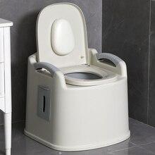 Специальный портативный туалет для пожилых женщин, для беременных женщин, взрослых, для дома, для пожилых, портативный стул, стул, умный туалет