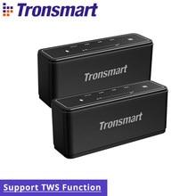 Tronsmart Element Mega Bluetooth 5,0 динамик с 40 Вт мини Soundbart, 3D цифровой звук, сенсорное управление
