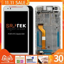 5.5 1920x1080 Per HTC Desire 830 Display LCD Touch Screen Digitizer Assembly Parti di Ricambio