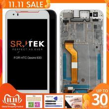 5,5 1920x1080 para HTC Desire 830 LCD MONTAJE DE digitalizador con pantalla táctil digitalizador piezas de repuesto