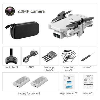 ZITY S66 FPV Mini Drone With Camera HD RC Foldable Drone 4K Professional Wifi Double Camera Drones Quadcopter RC Drone Mini Toys 14