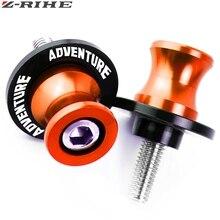 10 мм качели ползунки для рук Мотоцикл CNC маятник стойка для катушек винты слайдер для KTM 1190 Adventure/R 1290 1050 ADVENTURE