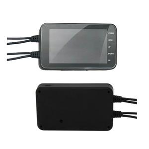 Image 2 - Cámara DVR IP65 impermeable grabadora de conducción WiFi 1080P Dual motocicleta cámara de salpicadero