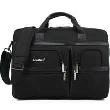 Coolbell laptop bag Big capacity 15 15.6 business shoulder bag Messenger bag for macbook