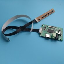 Cable Monitor Display Audio-Driver Controller-Board Mini-Kit LED DIY HDMI for 401/402-Panel