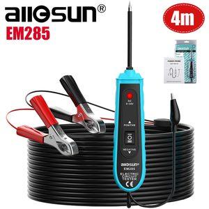 Image 2 - כל שמש EM285 רכב חשמלי מעגל בוחן כלים 6 24V DC כל שמש EM285