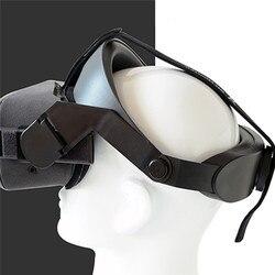 Удобные нескользящие накладки на голову, пенопластовые накладки для наушников Oculus Quest VR, повязка на голову, крепежный ремешок с VR аксессуары...