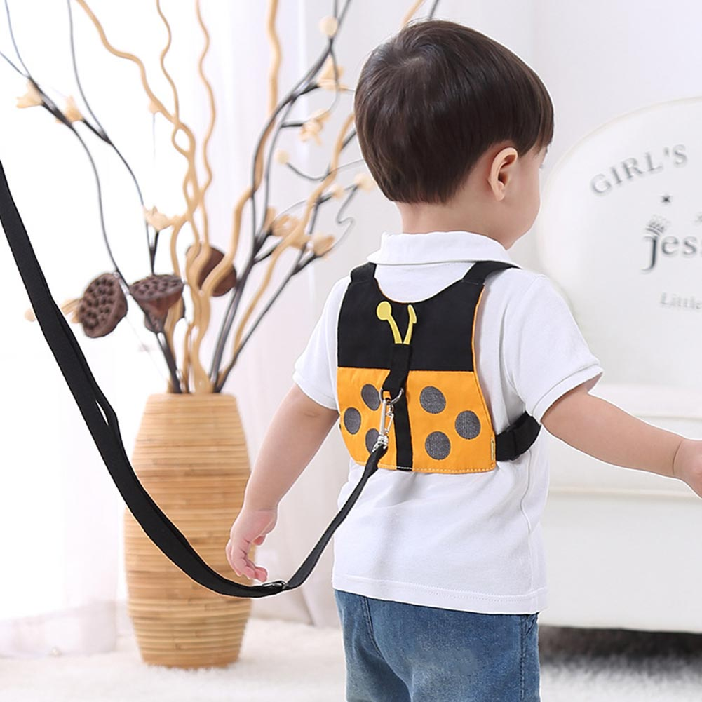 Handle Safety Harness Walking Anti Lost Belt Adjustable Baby Outdoor Traction Rope Travel Assistant Protective Children Leash