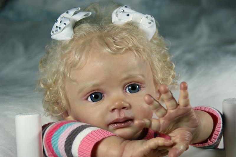 Doll Baby D148 60CM 24inch NPK Doll Bebe Reborn Dolls Girl Lifelike Silicone Reborn Doll Fashion Newborn Reborn Babies
