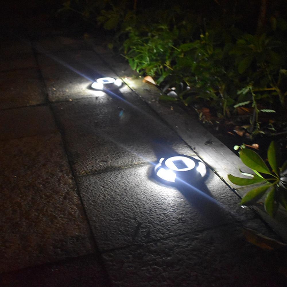 Estrada Driveway Caminho Doca de Alumínio Iluminação