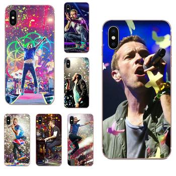 Chris Martin Coldplay Piano Viva La Live For LG G2 G3 G4 G5 G6 G7 K4 K7 K8 K10 K12 K40 Mini Plus Stylus ThinQ 2016 2017 2018 image
