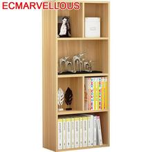 Boekenkast Bois Mueble De Cocina Bureau Meuble Decoracion Rack Vintage Wodden Book Furniture Retro Decoration Bookshelf Case