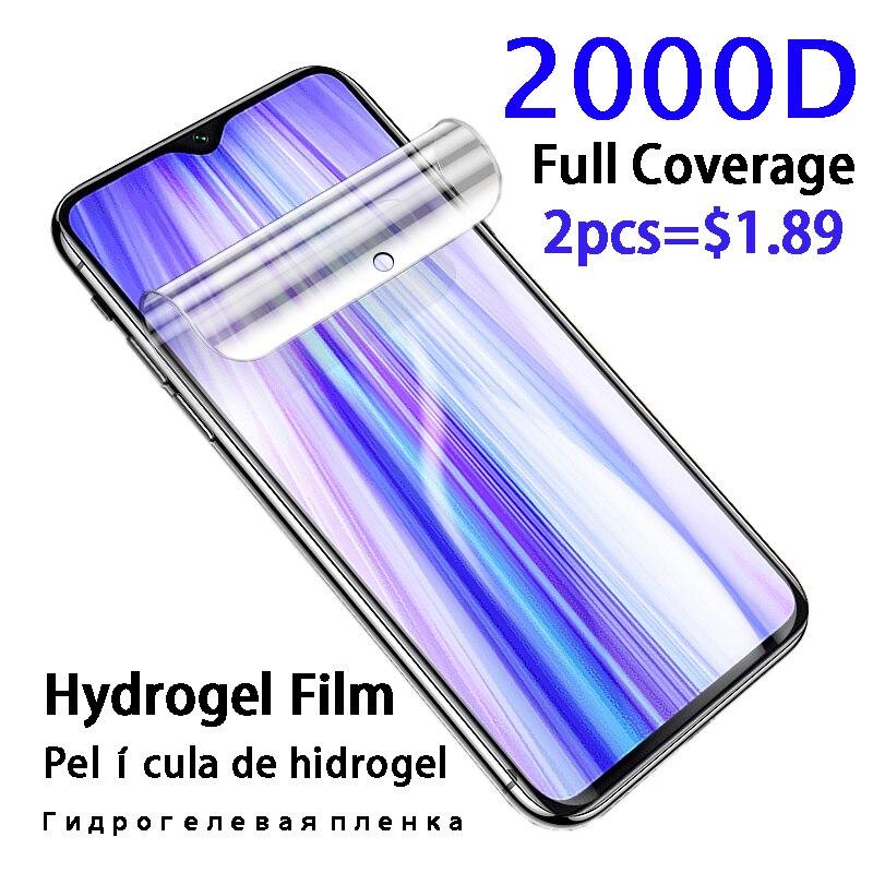 Защитная пленка на весь экран для Samsung Galaxy A01 A10 A10s A10e A11 M01 M10 M11 A 10s 10e M 11 10 01, мягкая Гидрогелевая пленка, не стекло