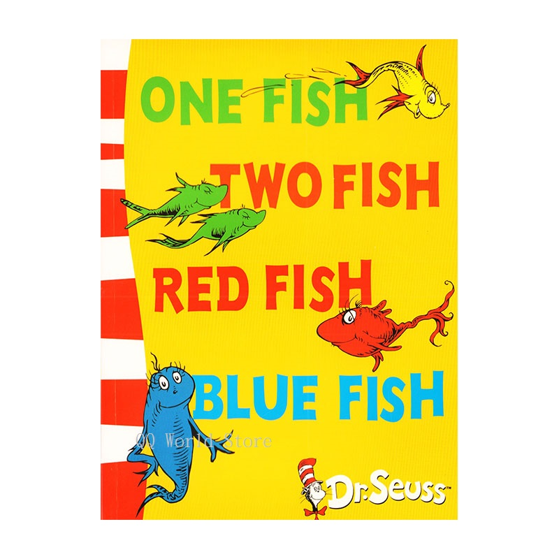 11-1 One Fish Two Fish Red Fish Blue Fish