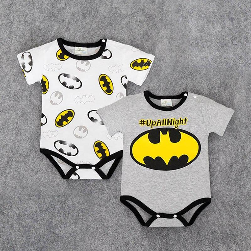 2020 Newborn Baby Bodysuit 0-24M Infant Kids Long Sleeve Cotton One Pieces Playsuit Bebes Clothes Jumpsuits