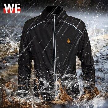 WOSAWE Men Motorcycle Jackets Motorbike off-road coat waterproof windproof riding Outdoor Sport Moto motocross Jacket reflective недорого