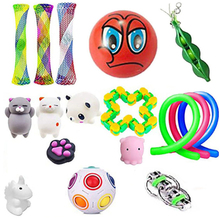 Fidget Toys Set Antistress Adults Stress Relief Kits for Kids Adults