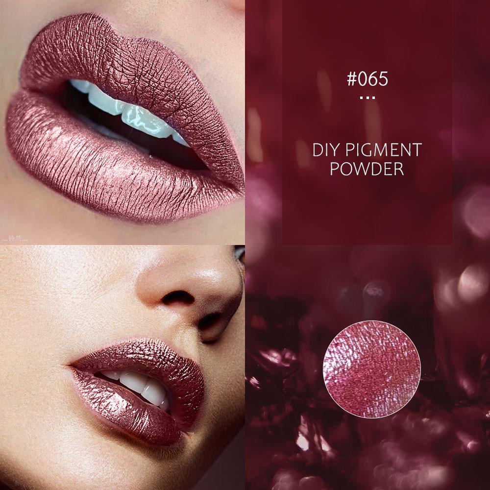Купить 8 цветов блеск для губ «сделай сам» порошок материал глазурь