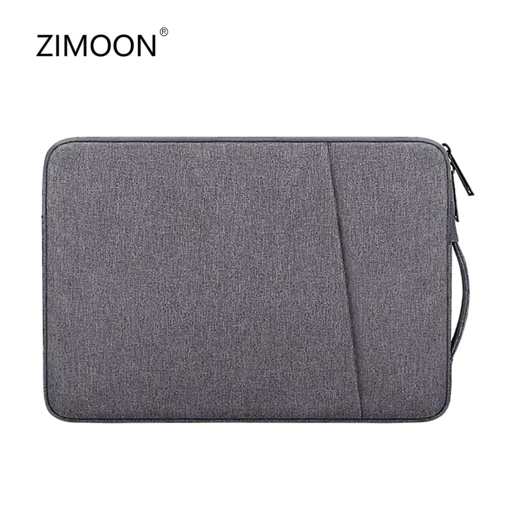 General Laptop Bag 13/14/15 Inch Macbook Case Notebook Sleeve Bag Side Carry Briefcase Computer Handbag For AUSU HP DELL Xiaomi