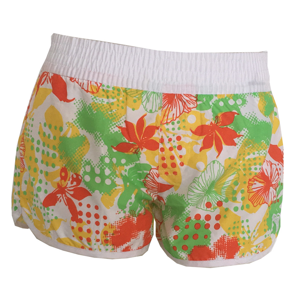 A Generation Of Fat Summer Women's Quick-Dry Beach Shorts Boardshort Shorts Casual Shorts Refreshing Printed Color