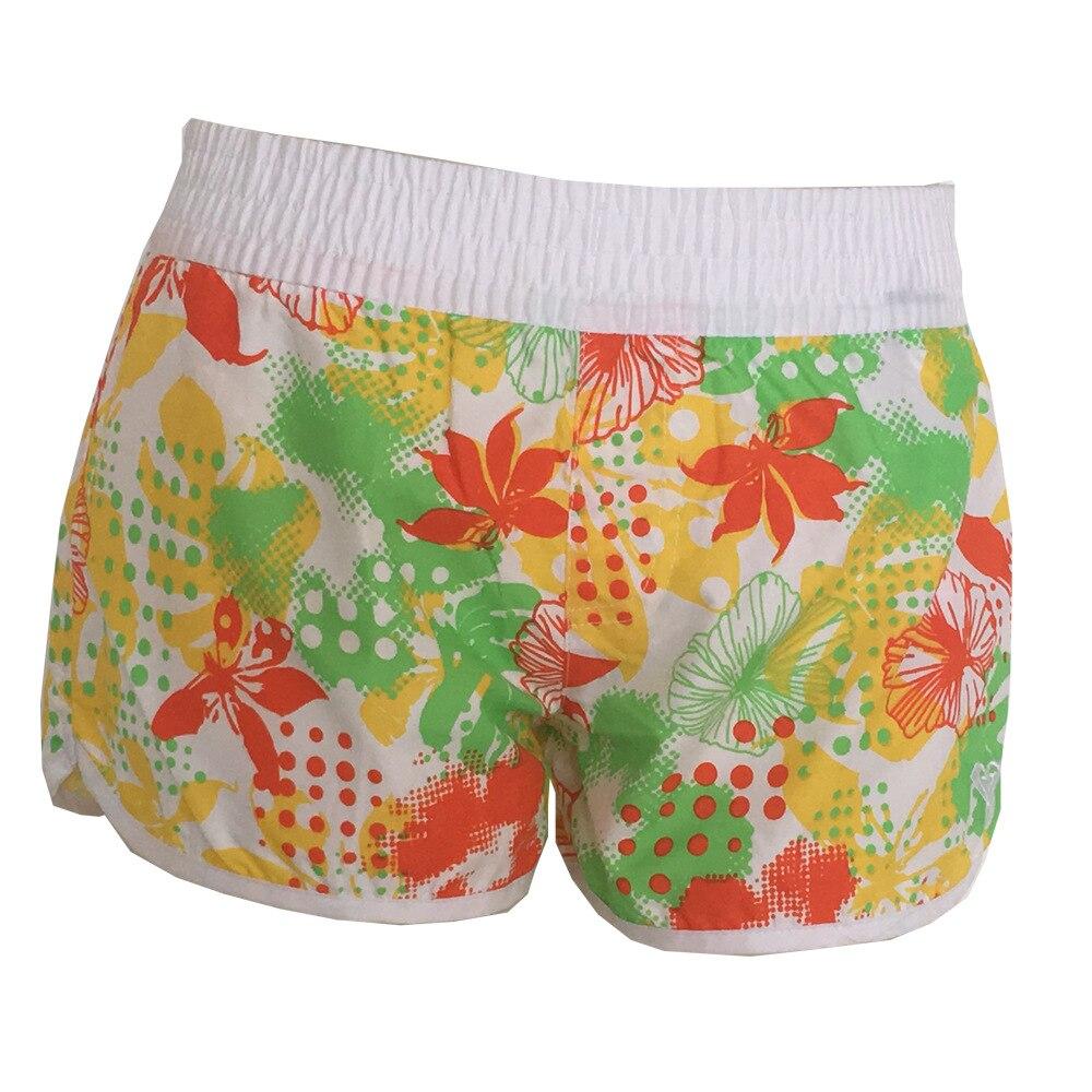 Summer WOMEN'S Quick-Dry Beach Shorts Boardshort Shorts Casual Shorts Refreshing Printed Color