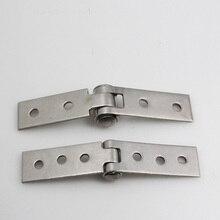 Нержавеющая сталь ничего рамка петля сложить ничего рамка балкон окно петля ничего рамы двери и части сопротивляться трещине