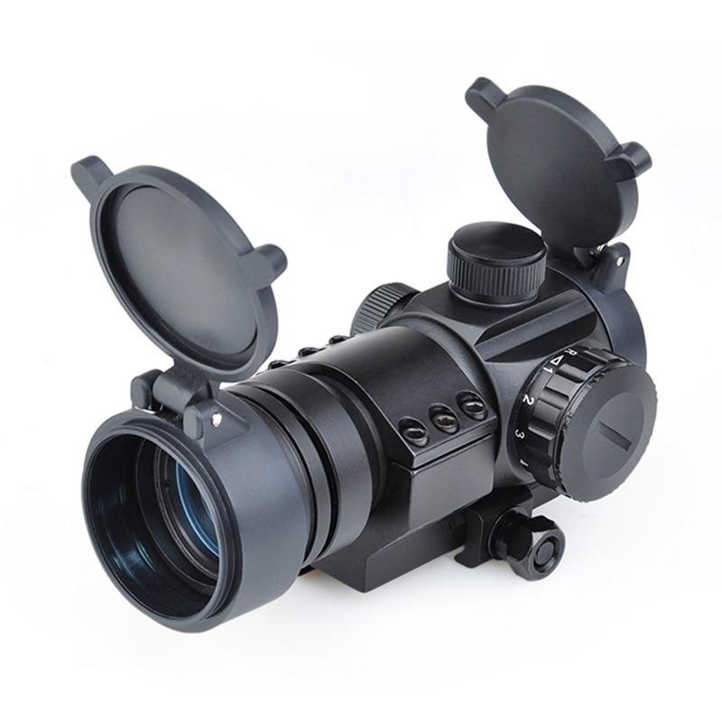 Aim Airsoft Riflescope M3 Red Green Dot Reflex Sight Rifle Scope Air Gun Optic Tactical Reddot Hunting Scopes AO3010