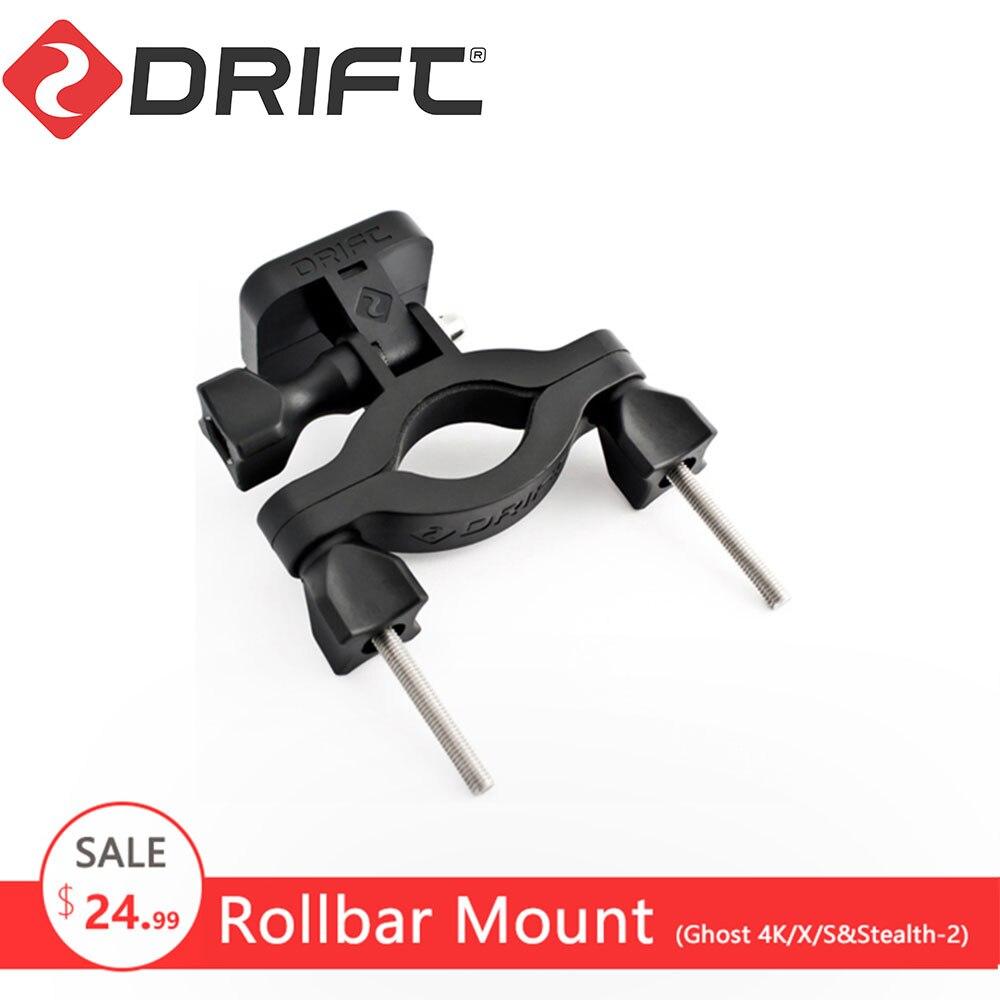Accesorios de Cámara de Acción de deriva soporte de bicicleta de motocicleta manillar Go Sport pro soporte de rodillo para Ghost 4 K/X /S y sigilo