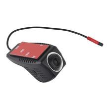 Dasaita araba Wifi DVR gizli kurulum HD kamera 170 derece destek APP kontrolü 1920*1080P g-sensor