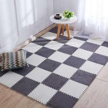 Домашние красочные квадратные напольные подушки практичный легкий