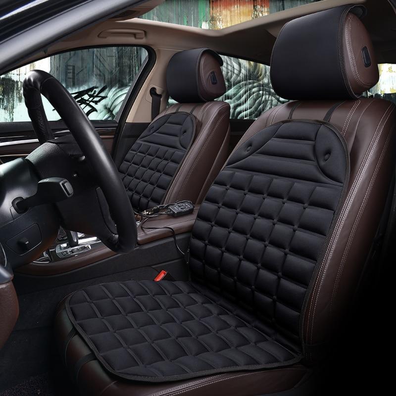 Capa de assento do carro almofada de aquecimento acessórios para renault símbolo talisman grandtour trafic combi twingo 1 2 vel satis